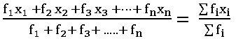 ICSE X Maths Mean 2