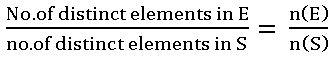 ICSE X Maths Probability 1