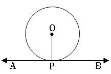 ICSE X Maths Tangent properties of circles 1