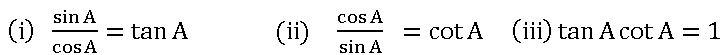 ICSE X Maths Trigonometry 4