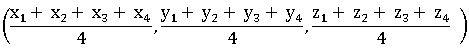 TS inter 1B 3D coordinates 10