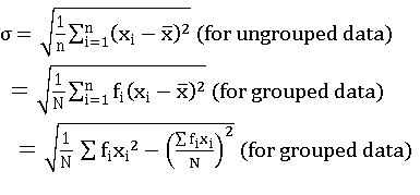 TS inter 2A Measures of dispersion 16