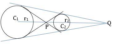 ts inter maths 2B does not meet the circles