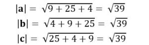 Addition of Vectors 37